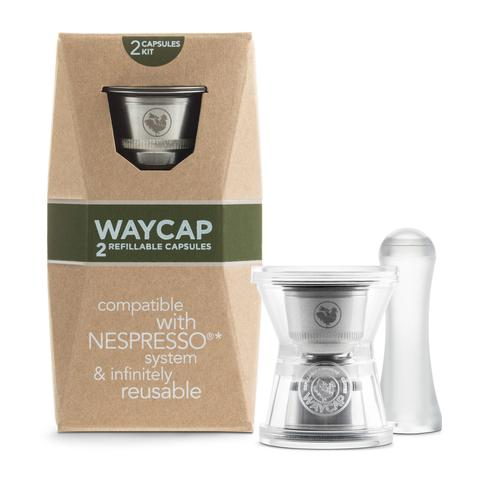 WayCap Ez - Complete Kit