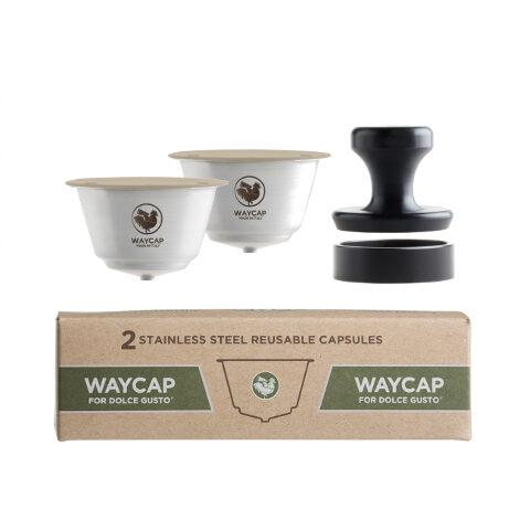 WayCap per Dolce Gusto - Capsule Ricaricabili