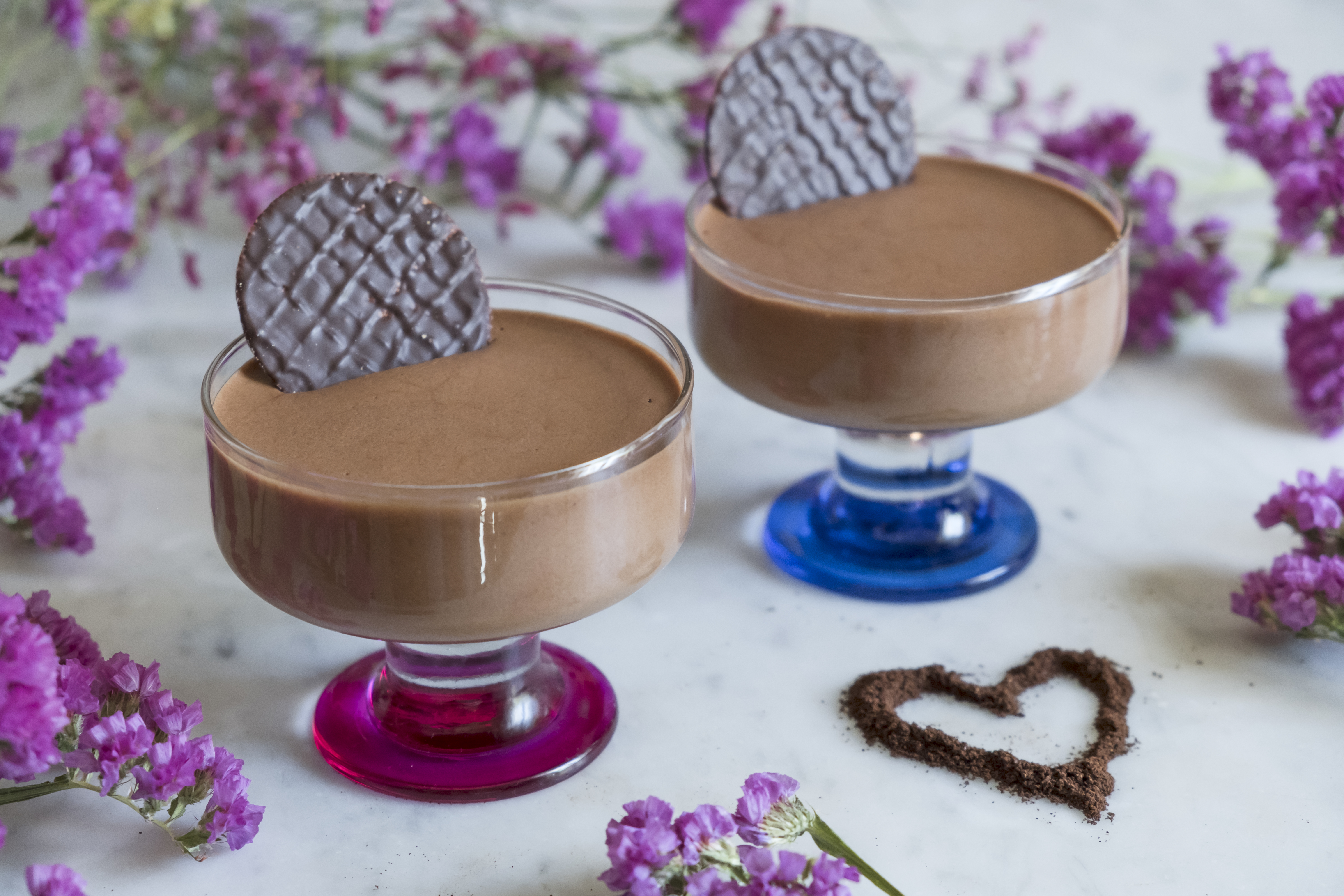 chocolate coffee mousse