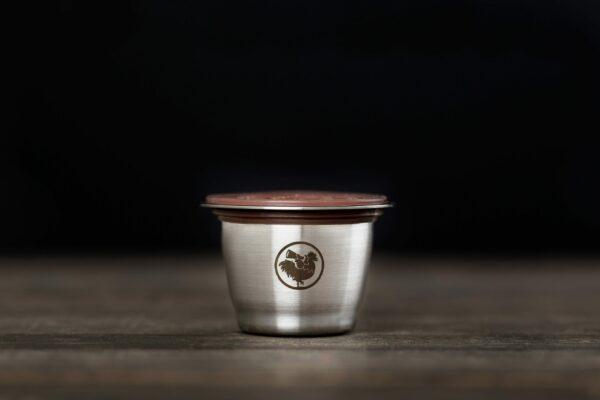 WayCap - Reusable pod for Nespresso
